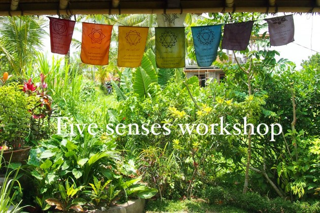 Five senses WS blog photo